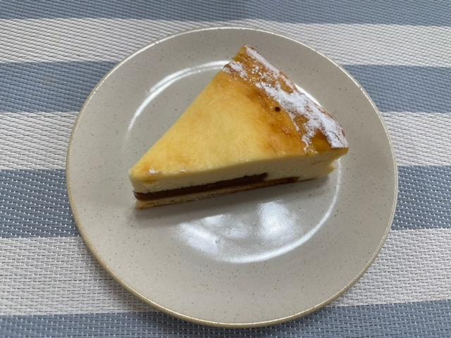 パティスリープティトモ 栗のチーズケーキ