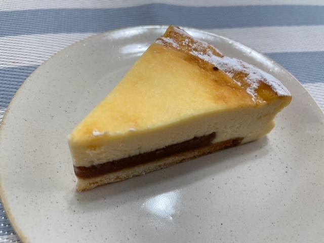 パティスリープティトモ チーズケーキ