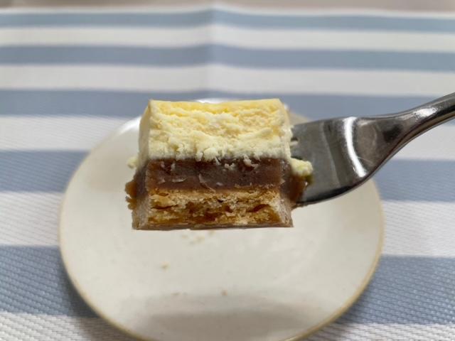 神楽坂パティスリープティトモ チーズケーキ