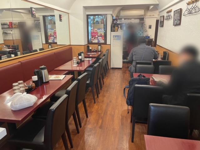 飯田橋 天香宴 店内