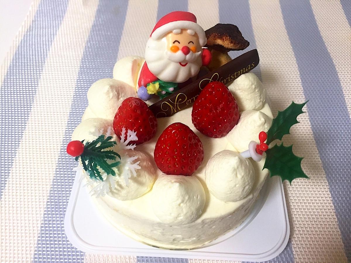 神楽坂コパン クリスマスケーキ