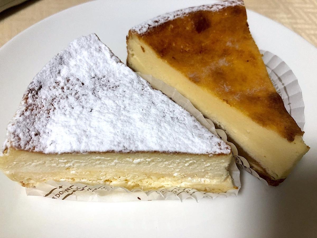 神楽坂クリスマスケーキ プティトモのチーズケーキ
