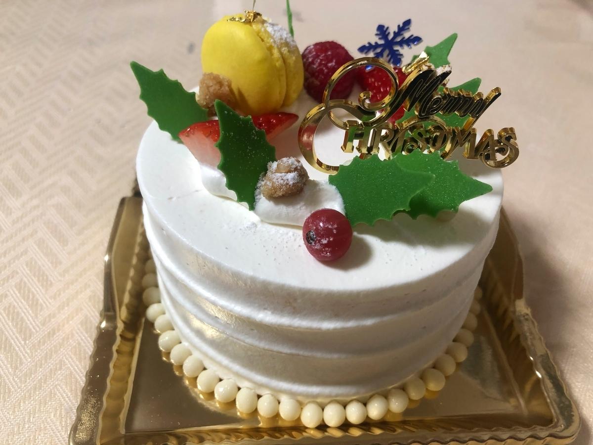 神楽坂ラリアンス クリスマスケーキ