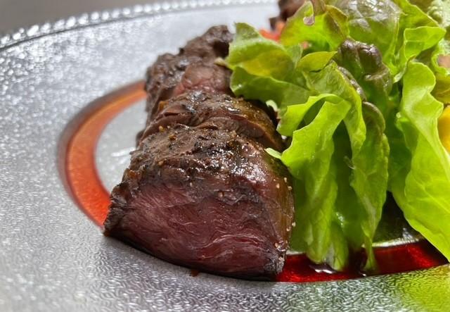 神楽坂 食彩一番 テイクアウト ディナー ご褒美お肉盛り 鴨むね肉