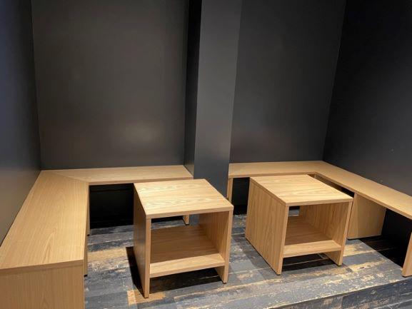 神楽坂タイフートーキョー 店内の様子 ローテーブル