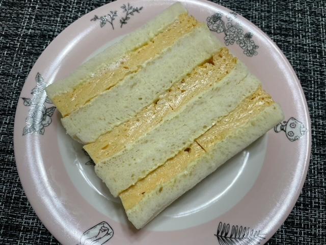 飯田橋プレッセ 天のや玉子サンド