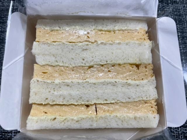 飯田橋プレッセデリマーケット 天のや玉子サンド