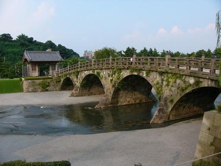 鹿児島五大石橋(西田橋)
