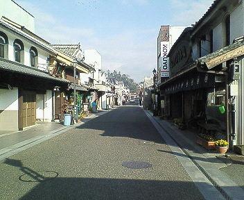 豆田町界隈(日田市)