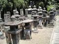 加治木島津家墓所(旧能仁寺墓所)