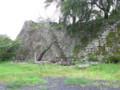 津山城東側の石垣