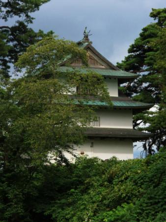 弘前城の未申櫓
