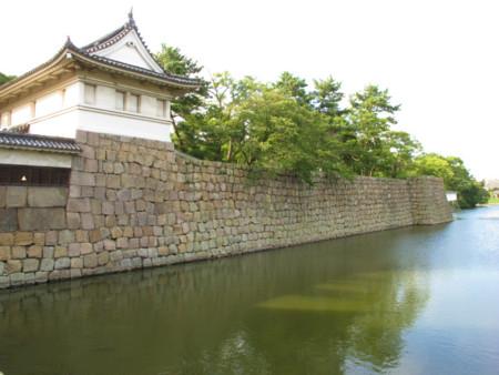 丸亀城の堀