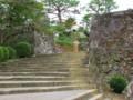 高知城鉄門跡