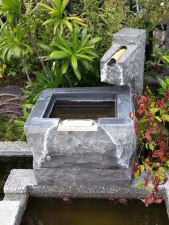 祇園さんの水(親水施設)
