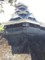 宇土櫓の高石垣