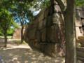 玉造口石垣
