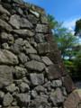 八代城 唐人櫓跡石垣