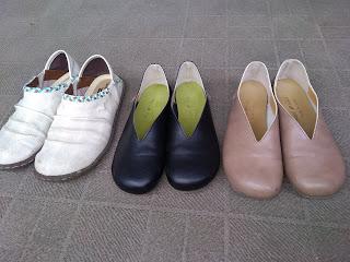 マーレマーレの靴