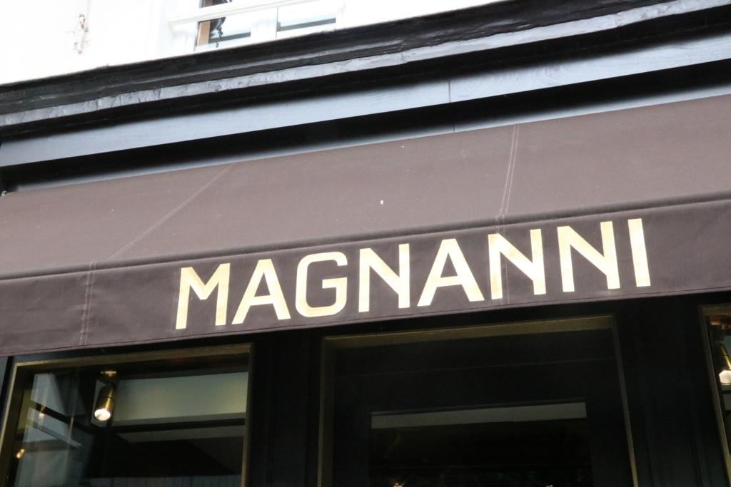 スペイン製紳士靴マグナーニ