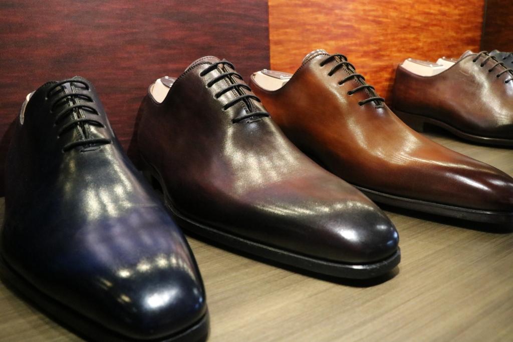 magnanniマグナーニ紳士靴