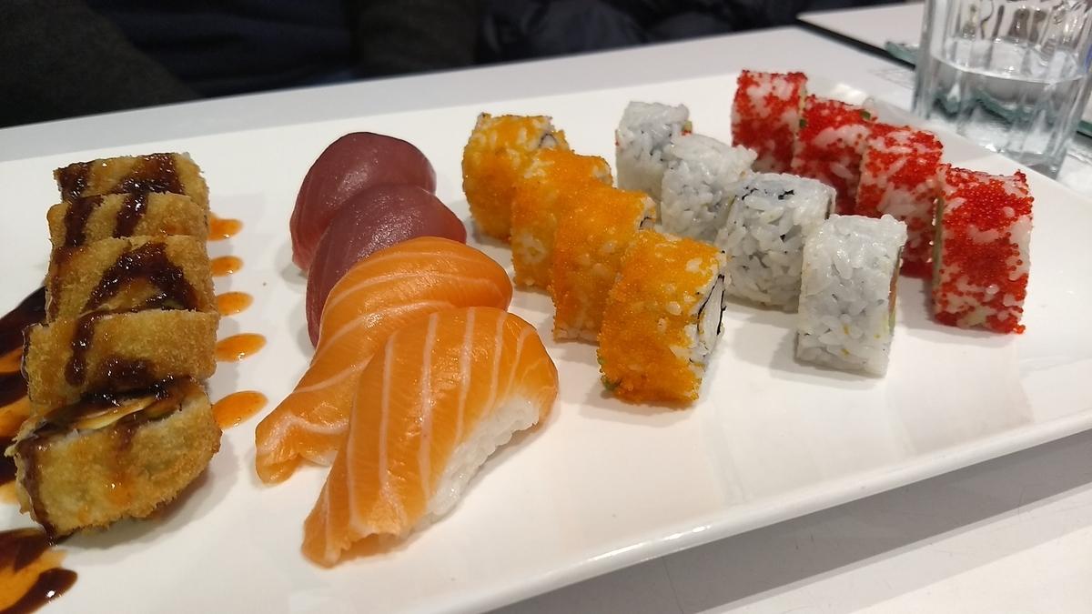 モロッコタンジェお寿司