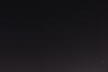 オリオン座の三ツ星の下 赤い光は何でしょう?
