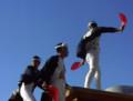 岸和田だんじり祭[祭][だんじり]カンカン場
