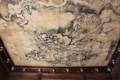 南宗寺-八方にらみの龍が天井に描かれた仏殿