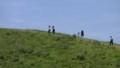 奈良:若草山 登山道