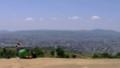奈良:若草山 山上から奈良市街を一望する