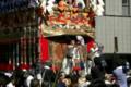 祇園祭_山鉾(長刀鉾)