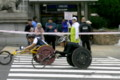 車いすマラソン Osaka Marathon_Wheelchair Marathon