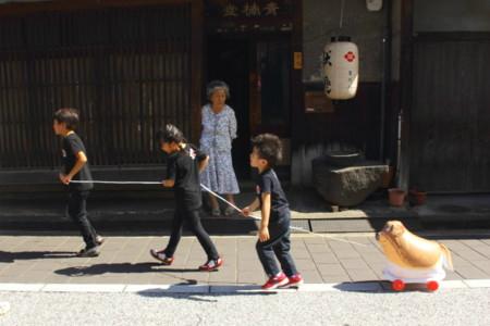 岸和田だんじり祭 紀州街道