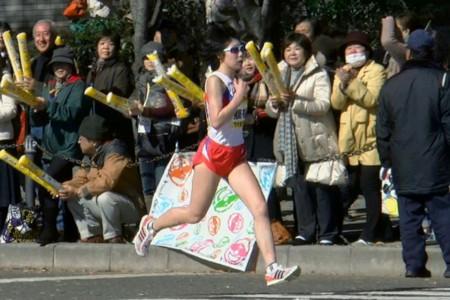 大阪マラソン2012 猪野祐貴選手
