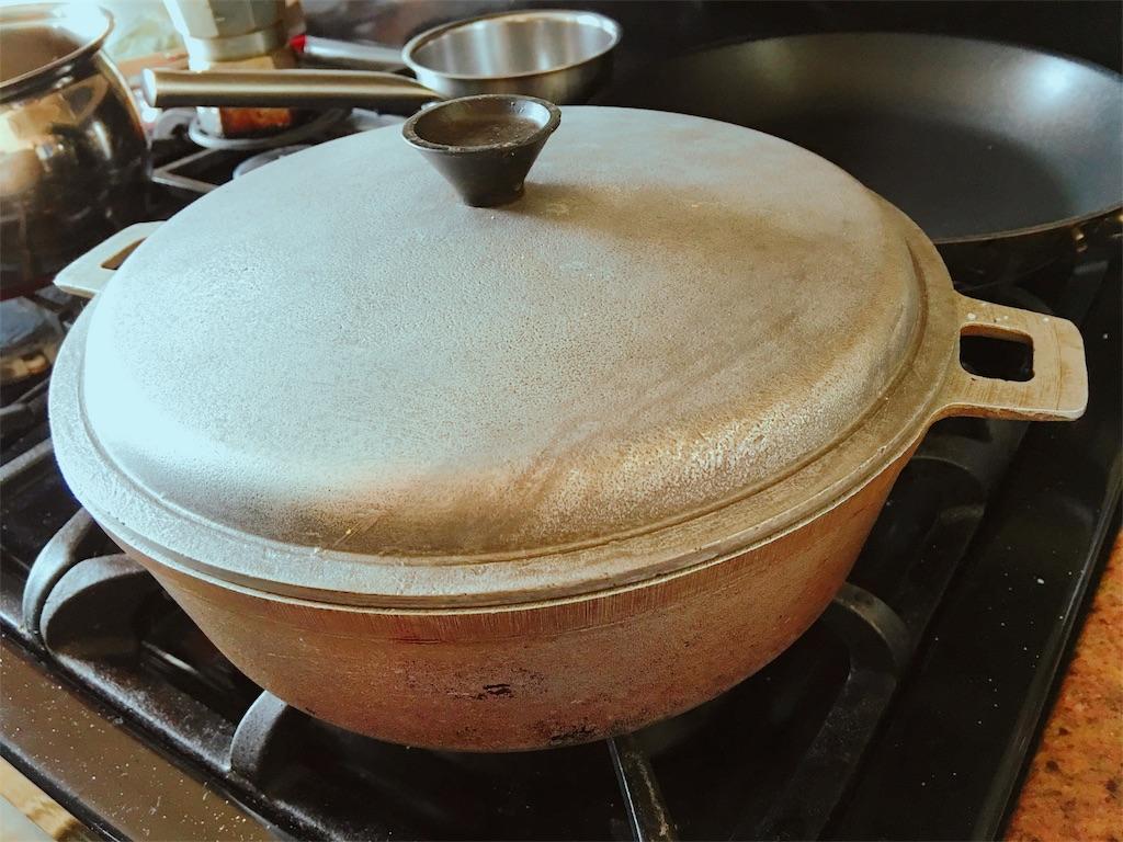 エビとパプリカの炊き込みご飯
