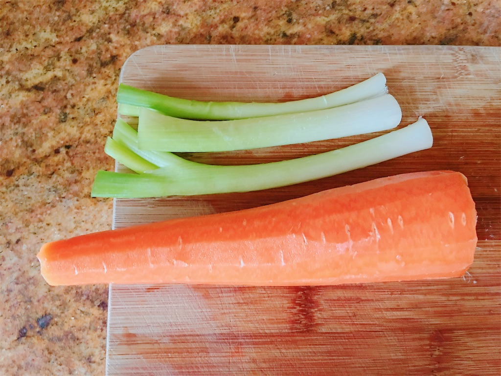 余った野菜でストック作り