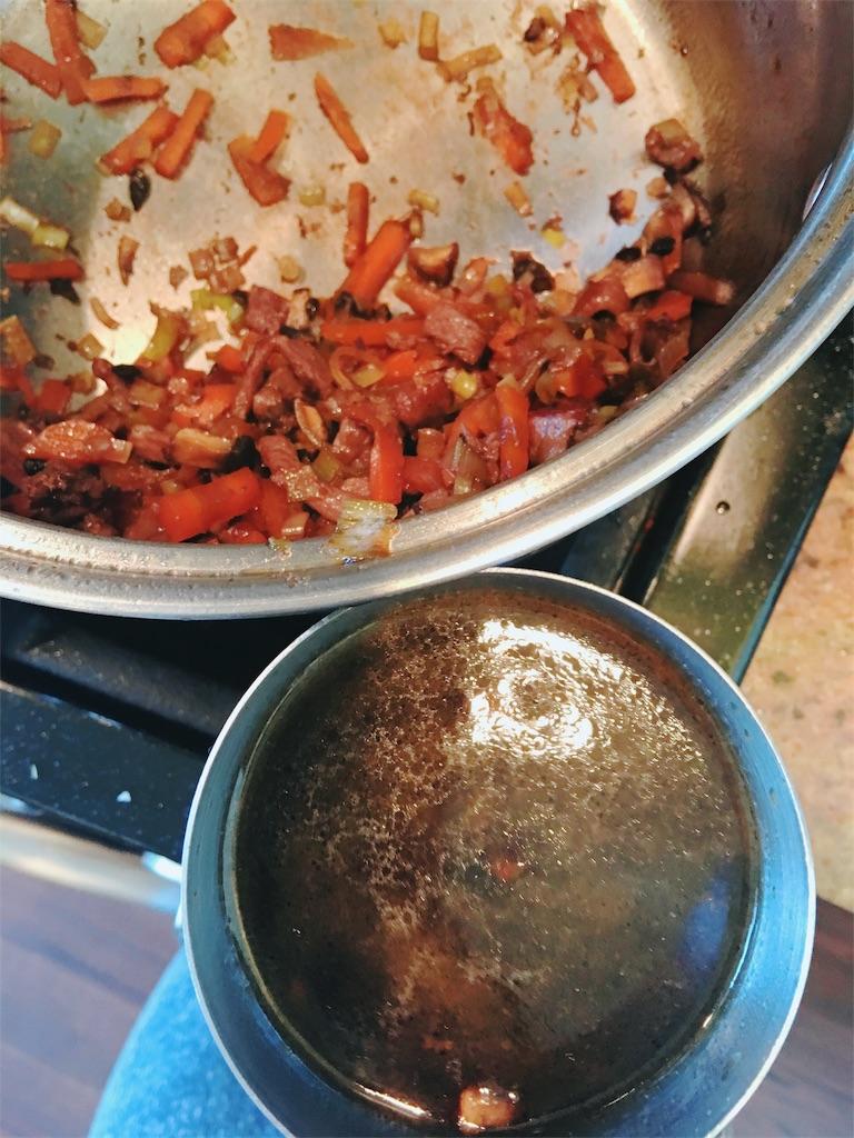 カナダで五目ご飯アレンジ、牛肉の炊き込みご飯