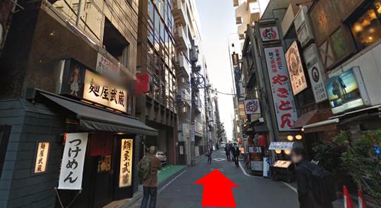 秋葉原中央クリニック交通4