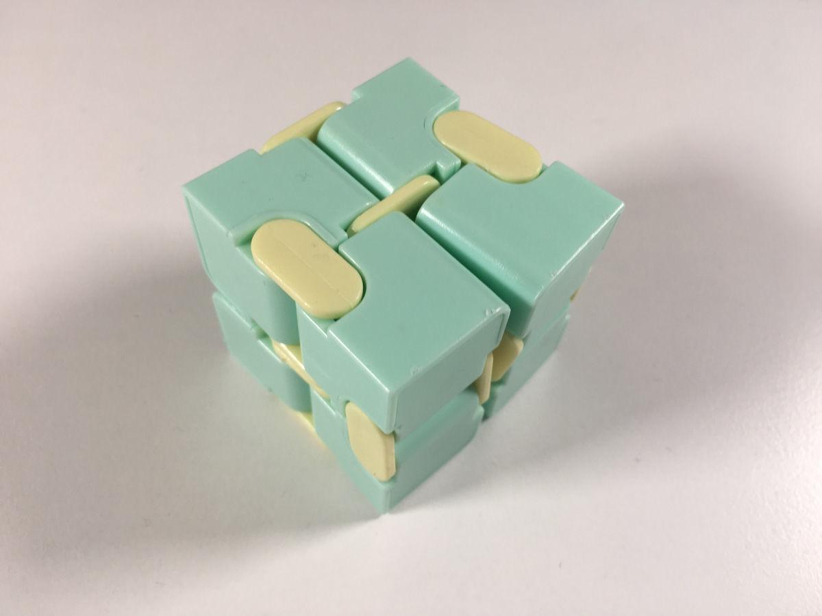 Cube Spinner