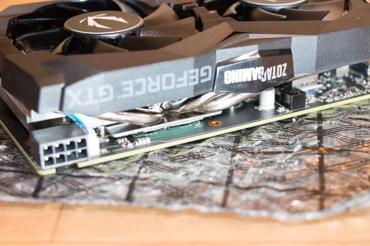 ZOTAC GAMING GeForce GTX 1660 6GB