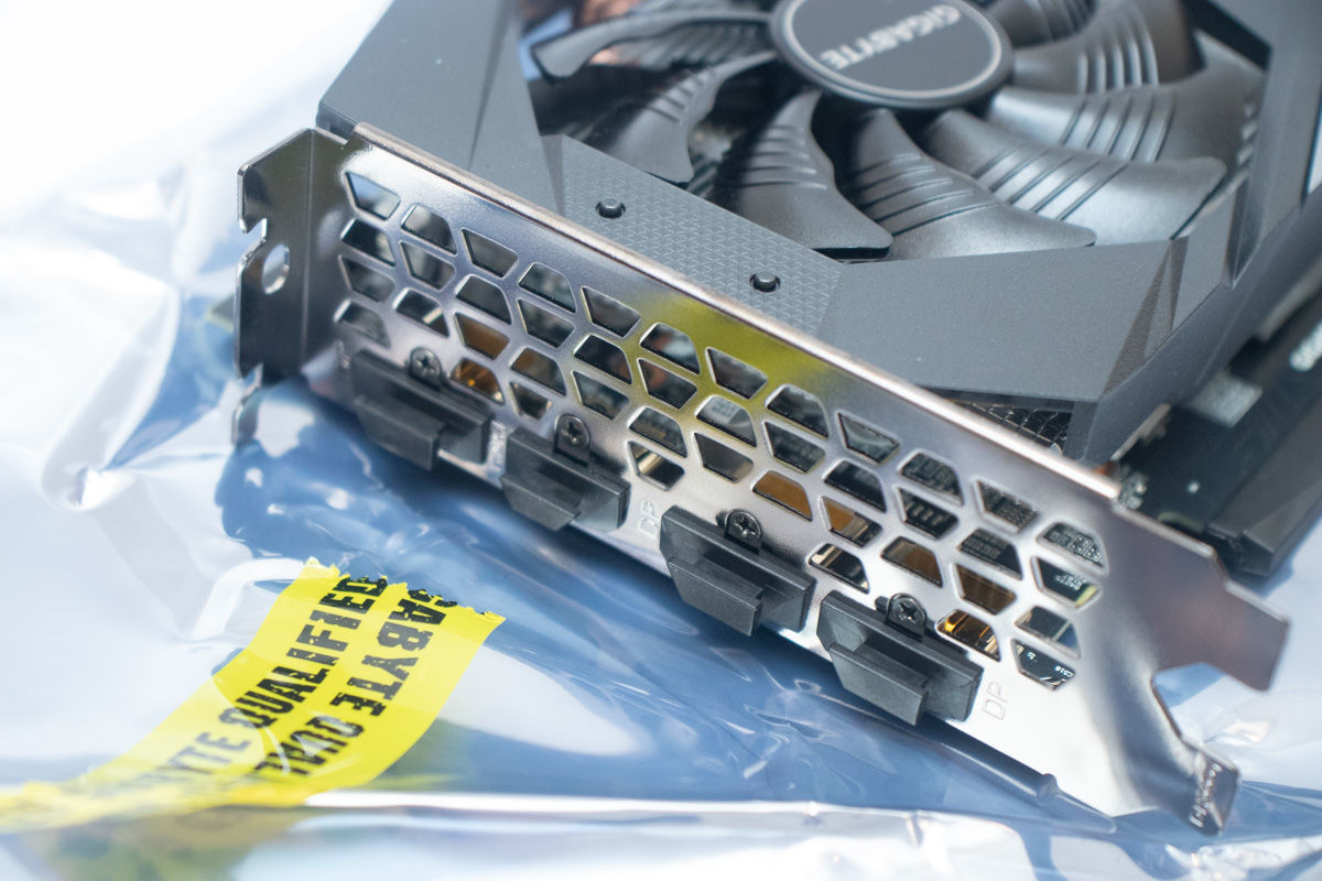 GIGABYTE GeForce GTX 1660 GV-N1660OC-6GD