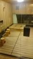 [twitter] 檜木風呂やったー