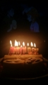 [twitter] ケーキも頂きました