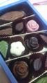 [twitter] 超遅いけど、チョコレートさんっきゅーな