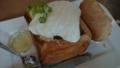 [twitter] ハニトー食ってた