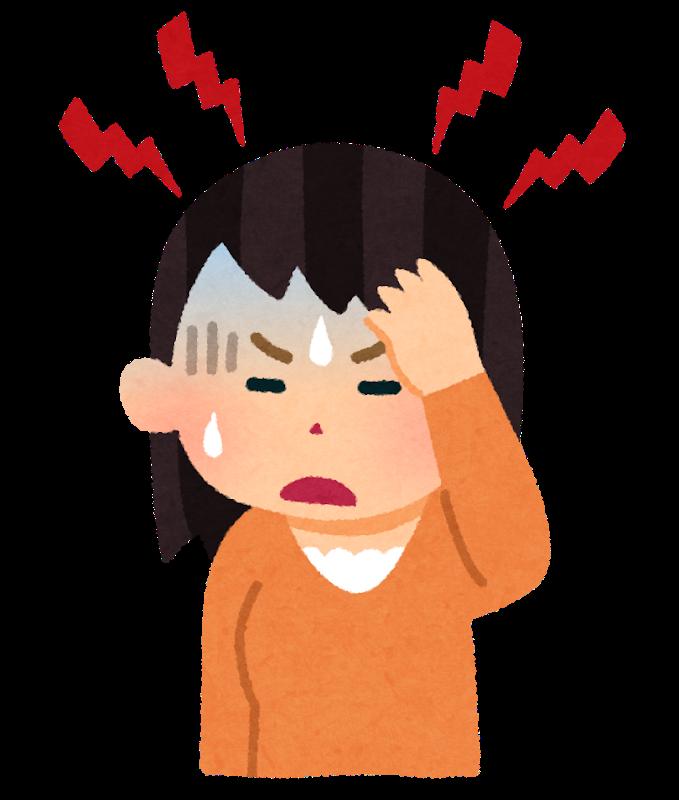 天気や気圧の変化と頭痛は関係ない?