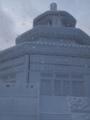 [札幌雪まつり]札幌雪まつり 大雪像 天壇 祈年殿