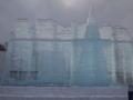[札幌雪まつり]札幌雪まつり 大氷像 大田広域市市街