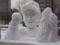 札幌雪まつり 佑ちゃん雪像